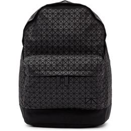 Bao Bao Issey Miyake Black Crispy Backpack BB07AG031