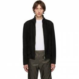 Prada Black Suede Jacket 192962M18100101GB