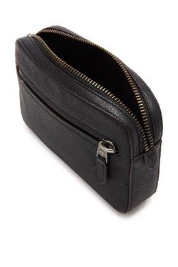 Черная поясная сумка Metropolitan Coach 2219141403