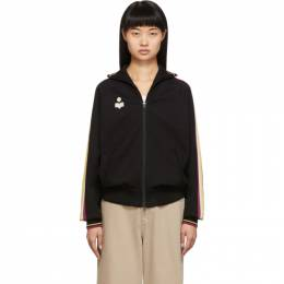 Isabel Marant Etoile Black Darcey Sweatshirt 192599F09700702GB