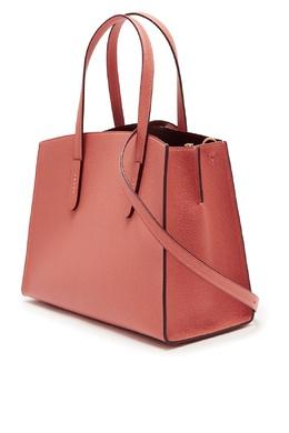 Коричневая сумка Charlie Carryall Coach 2219141564