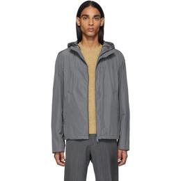 Prada Grey Travel Jacket 192962M18000801GB