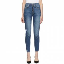 Frame Blue Le Original Skinny Jeans 192455F06903002GB
