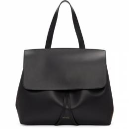 Mansur Gavriel Black Lady Bag 192662F04600101GB