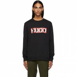 Hugo Black Liam Payne Edition Dicago Sweatshirt 192084M20401003GB