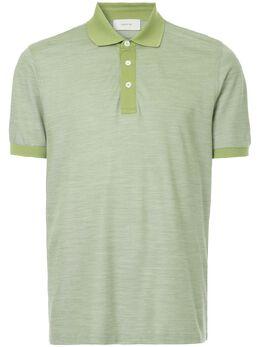 Cerruti 1881 рубашка-поло в двух тонах C37H9EI09045