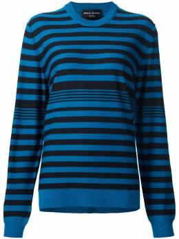 Sonia Rykiel свитер в полоску 16170831JA