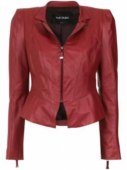 Tufi Duek fitted waist jacket 0324800275