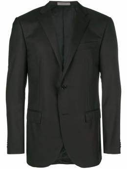 Corneliani classic fitted blazer 8262328818159