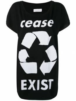 Faith Connexion футболка 'Cease Exist' X3763JOPR60