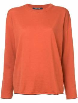 Sofie D'hoore contrast edged sweater MEL