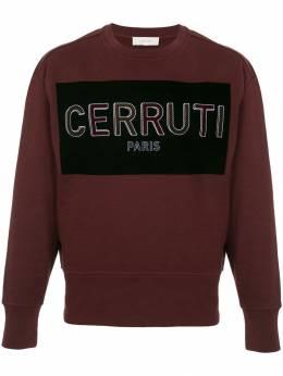 Cerruti 1881 свитер с принтом логотипа C3868EID607A