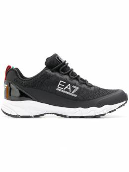 Ea7 Emporio Armani кроссовки на шнуровке X8X025XK045
