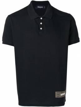 Dsquared2 рубашка-поло пике S74GL0005S22743