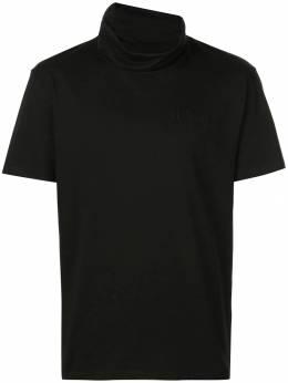 Raf Simons футболка с высокой горловиной 19113019000