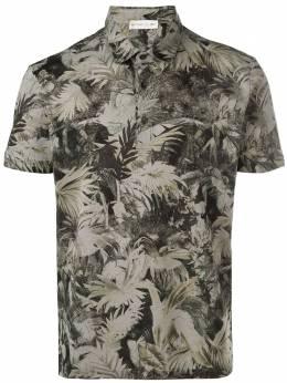 Etro рубашка-поло с принтом 1Y8004130