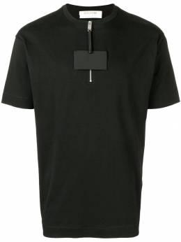 1017 Alyx 9Sm футболка на молнии AAMTS0022A001001