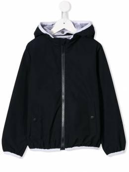Herno Kids куртка на молнии с капюшоном GI0024B19329