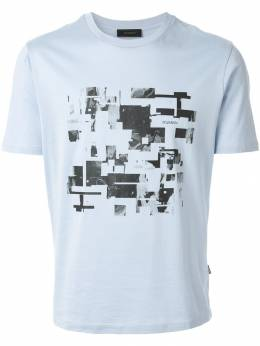 D'urban футболка с принтом D3970TI03033