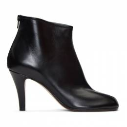 Maison Margiela Black Stiletto Tabi Boots S58WU0272 PR107