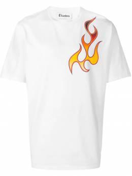 Etudes футболка Unity с принтом E14M42202