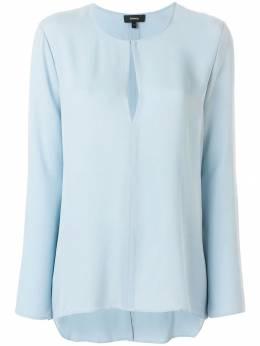 Theory v-neck blouse I0102514