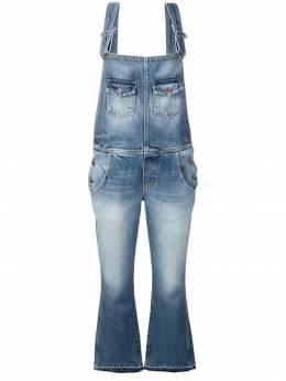 Alanui классический джинсовый комбинезон LWYN002R190230239588