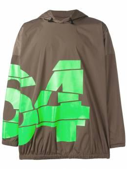 Dsquared2 куртка с капюшоном и логотипом S71AN0056S49748
