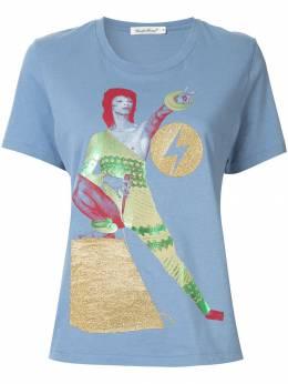 Undercover футболка Bowie с принтом UCW2807
