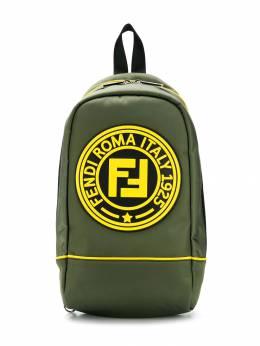 Fendi Kids сумка с логотипом 8BZ044A6AN