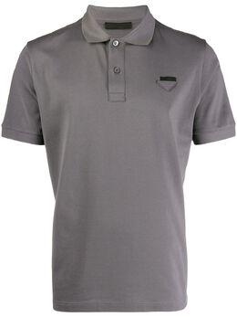 Prada short sleeved polo shirt UJN444S181XGS