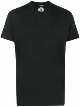 Dsquared2 футболка с логотипом S74GD0598S22844