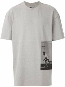 Osklen printed t-shirt 58023