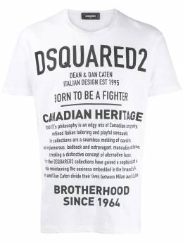 Dsquared2 футболка Canadian Heritage S74GD0594S22507