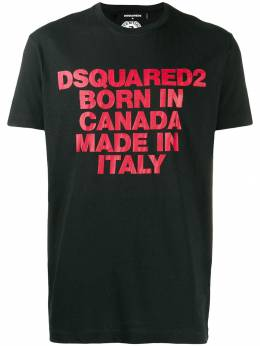 Dsquared2 футболка с логотипом S74GD0592S22507