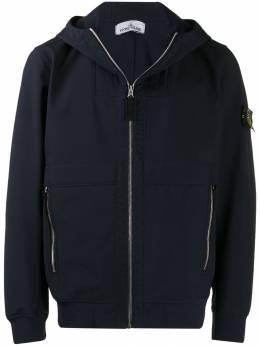 Stone Island легкая куртка с капюшоном MO7115Q0222