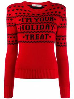 Philosophy Di Lorenzo Serafini джемпер I'm your holiday treat A09585700