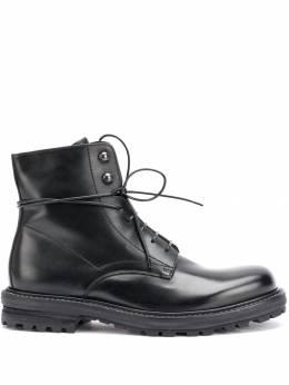Officine Creative ботинки в стиле милитари YOJI002