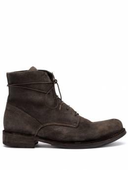 Officine Creative ботинки на шнуровке IKON018