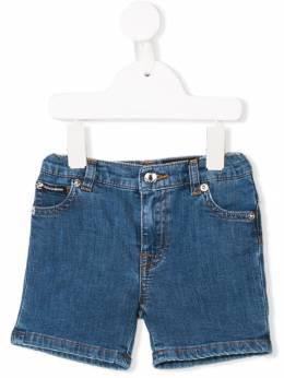 Dolce & Gabbana Kids джинсовые шорты L12Q38LD824