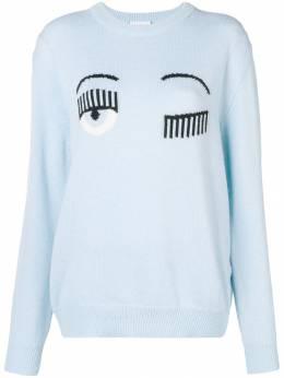 Chiara Ferragni Maglia round neck sweatshirt CFJM021