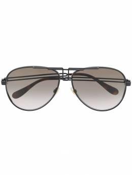 Givenchy Eyewear солнцезащитные очки-авиаторы GV7110S003HA