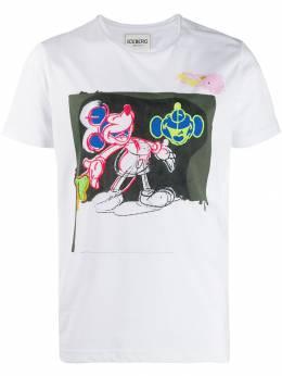 Iceberg футболка с принтом Mickey I1PF0156301