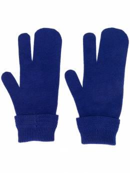 Maison Margiela перчатки-варежки S50TS0007S16825