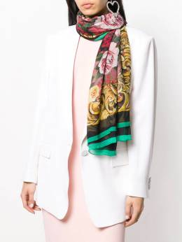 Dolce & Gabbana шарф с принтом FS182AGDQ30