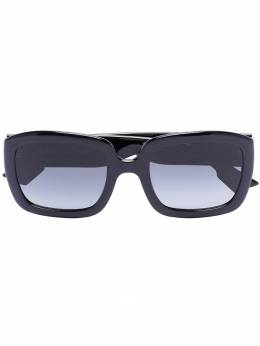 Dior Eyewear солнцезащитные очки в квадратной оправе DDIOR