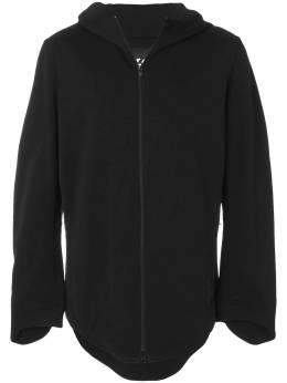 Y-3 3D zip-up hoodie CY6952