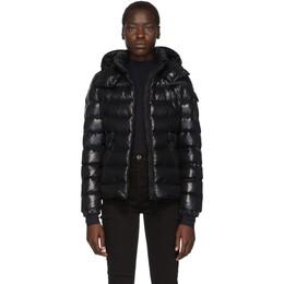 Moncler Black Down Bady Jacket E2093468580568950