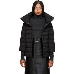 Herno Black Down Aminta Jacket 192829F06103604GB