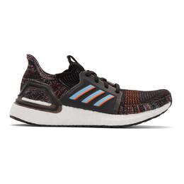Adidas Originals Black UltraBOOST 19 Sneakers G54011